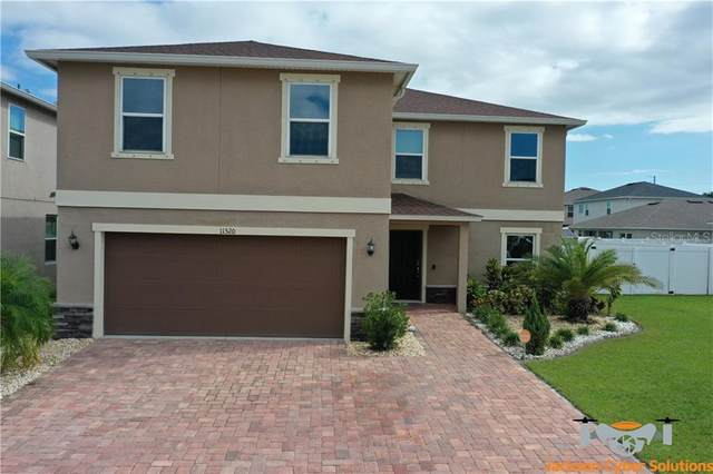 11520 Brighton Knoll Loop, Riverview, FL 33579 (MLS #T3274018) :: Key Classic Realty