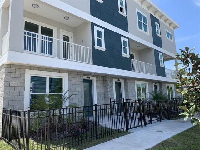 3702 W Roland Street #8, Tampa, FL 33609 (MLS #T3275209) :: Medway Realty