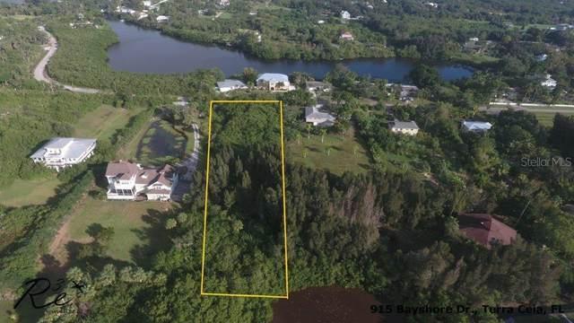 915 Bayshore Drive, Terra Ceia, FL 34250 (MLS #T3275386) :: Vacasa Real Estate