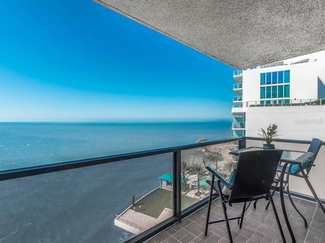 440 S Gulfview Boulevard #1208, Clearwater, FL 33767 (MLS #T3276546) :: Keller Williams Realty Peace River Partners
