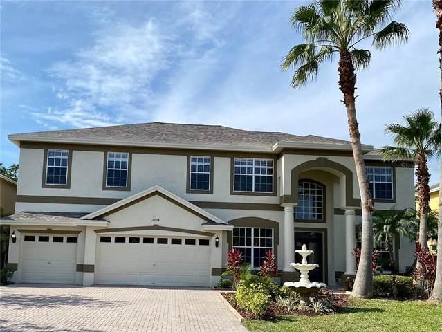 10734 Cory Lake Drive, Tampa, FL 33647 (MLS #T3279268) :: Team Bohannon Keller Williams, Tampa Properties