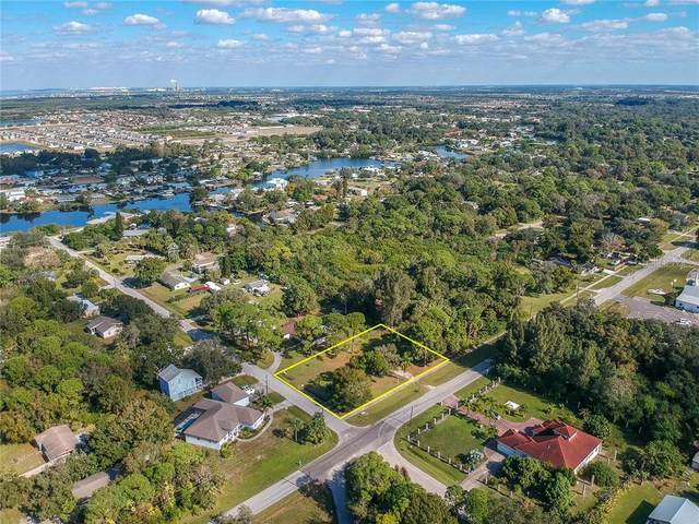 919 W College Avenue, Ruskin, FL 33570 (MLS #T3279375) :: The Robertson Real Estate Group