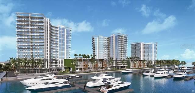 5120 Marina Way Street #6603, Tampa, FL 33611 (MLS #T3286690) :: Zarghami Group