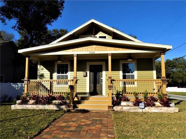3314 N Jefferson Street, Tampa, FL 33603 (MLS #T3287719) :: Realty One Group Skyline / The Rose Team