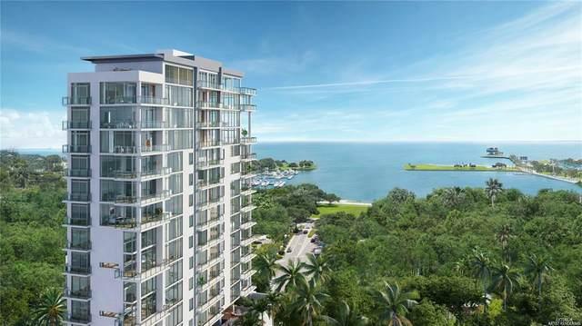 100 4TH Avenue N 6-7 SUMMER LOFT, St Petersburg, FL 33701 (MLS #T3290308) :: Visionary Properties Inc