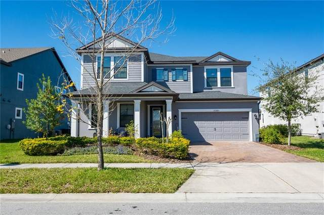 12285 Lyon Pine Lane, Odessa, FL 33556 (MLS #T3292734) :: Team Borham at Keller Williams Realty