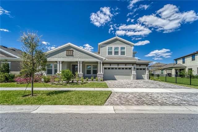 7415 Paradiso Drive, Apollo Beach, FL 33572 (MLS #T3295144) :: Frankenstein Home Team
