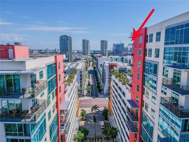 1120 E Kennedy Boulevard #1530, Tampa, FL 33602 (MLS #T3295266) :: Keller Williams Realty Peace River Partners