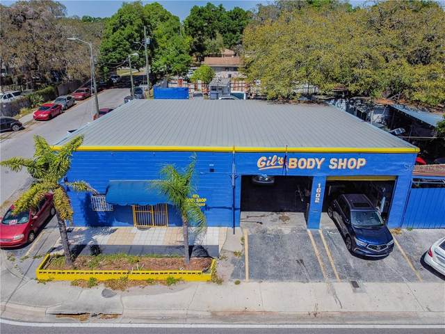1602 E Martin Luther King Jr Boulevard, Tampa, FL 33610 (MLS #T3295994) :: Visionary Properties Inc
