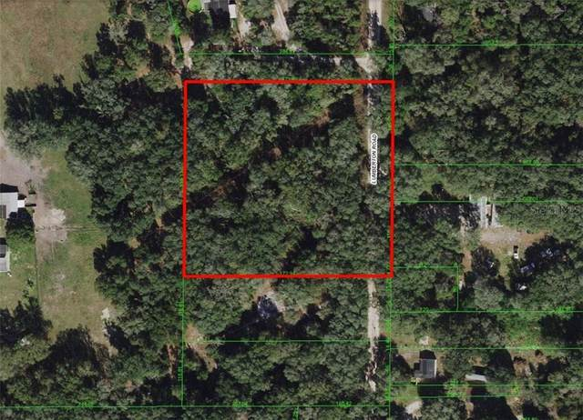 6845 Lumberton Road, Zephyrhills, FL 33540 (MLS #T3296951) :: Bob Paulson with Vylla Home