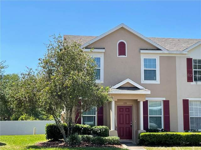 1331 Lyonshire Drive, Wesley Chapel, FL 33543 (MLS #T3297703) :: Team Bohannon Keller Williams, Tampa Properties