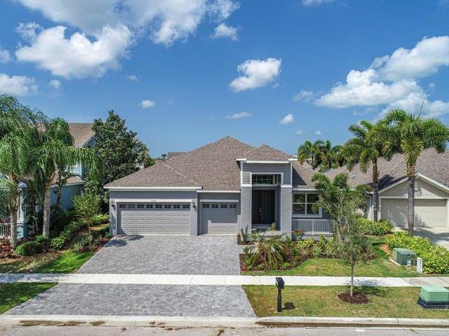 5604 Seagrass Place, Apollo Beach, FL 33572 (MLS #T3300362) :: Frankenstein Home Team
