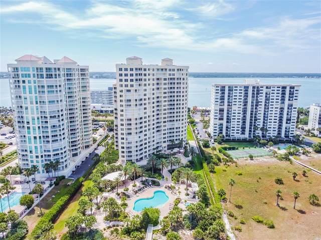 1200 Gulf Boulevard #1805, Clearwater, FL 33767 (MLS #T3301993) :: Florida Real Estate Sellers at Keller Williams Realty