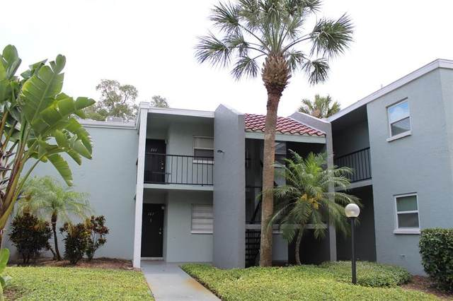 2886 Somerset Park Drive #203, Tampa, FL 33613 (MLS #T3302363) :: Kelli and Audrey at RE/MAX Tropical Sands