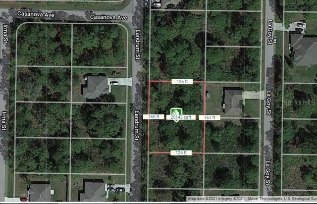 LOT 10 & LOT 11, Landrum Street, North Port, FL 34291 (MLS #T3302874) :: Armel Real Estate