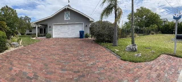4215 Orchid Drive, Hernando Beach, FL 34607 (MLS #T3303303) :: Bustamante Real Estate