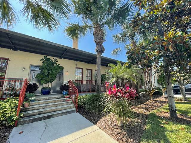 1501 W Horatio Street #119, Tampa, FL 33606 (MLS #T3303530) :: Visionary Properties Inc