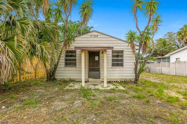 7125 Colfax Drive, Port Richey, FL 34668 (MLS #T3306843) :: Team Borham at Keller Williams Realty