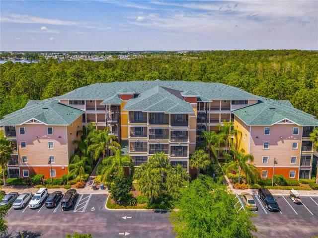 9051 Treasure Trove Lane #306, Kissimmee, FL 34747 (MLS #T3307039) :: Premium Properties Real Estate Services