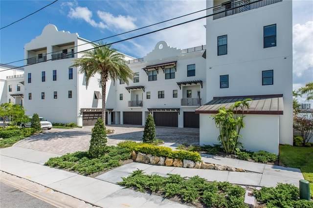 188 Brightwater Drive #4, Clearwater, FL 33767 (MLS #T3307319) :: RE/MAX Premier Properties