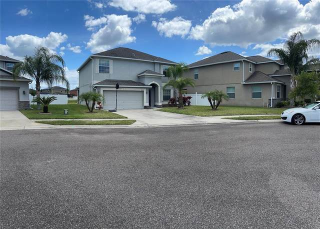 18332 Rossendale Court, Land O Lakes, FL 34638 (MLS #T3307948) :: Delgado Home Team at Keller Williams