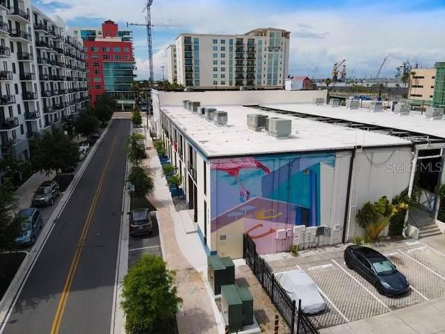 217 N 12TH Street #106, Tampa, FL 33602 (MLS #T3310461) :: RE/MAX Local Expert