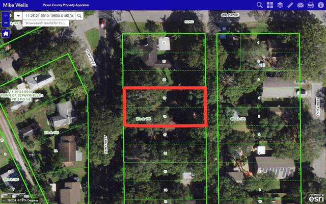 16TH STREET, LOTS 18 & 19, Zephyrhills, FL 33542 (MLS #T3312038) :: Armel Real Estate