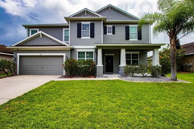1529 Rushgrove Circle, Dover, FL 33527 (MLS #T3312359) :: Zarghami Group