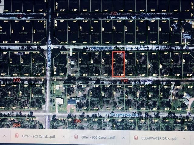 Blk 193 L 18 Orchid Drive, Indian Lake Estates, FL 33855 (MLS #T3312805) :: Coldwell Banker Vanguard Realty