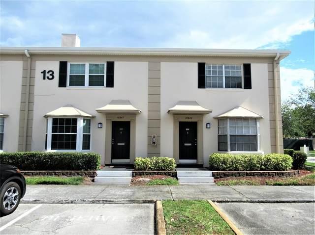 10345 Carrollwood Lane #131, Tampa, FL 33618 (MLS #T3313002) :: Everlane Realty