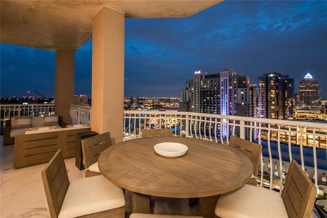 371 Channelside Walk Way #1902, Tampa, FL 33602 (MLS #T3313311) :: The Nathan Bangs Group