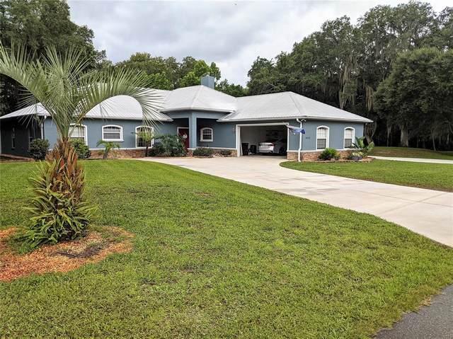4839 Cr 309B, Lake Panasoffkee, FL 33538 (MLS #T3313549) :: Vacasa Real Estate