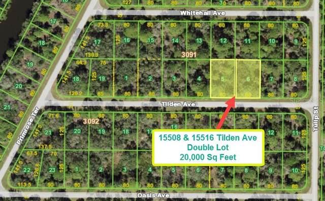 15508 Tilden Avenue, Port Charlotte, FL 33953 (MLS #T3314058) :: Coldwell Banker Vanguard Realty