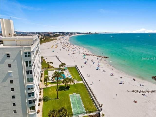 7000 Beach Plaza #508, St Pete Beach, FL 33706 (MLS #T3314072) :: The Nathan Bangs Group