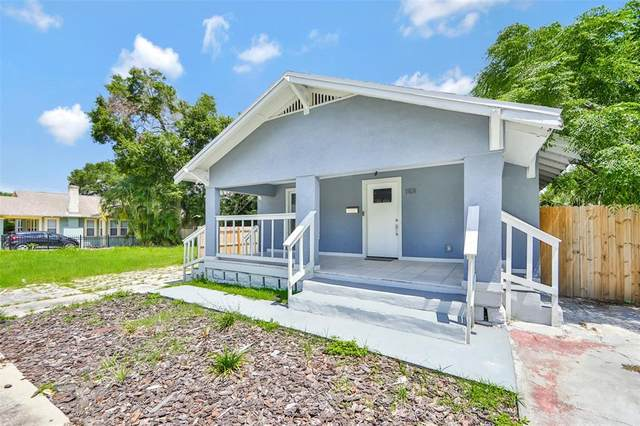 1101 9TH Avenue S, St Petersburg, FL 33705 (MLS #T3317986) :: Griffin Group