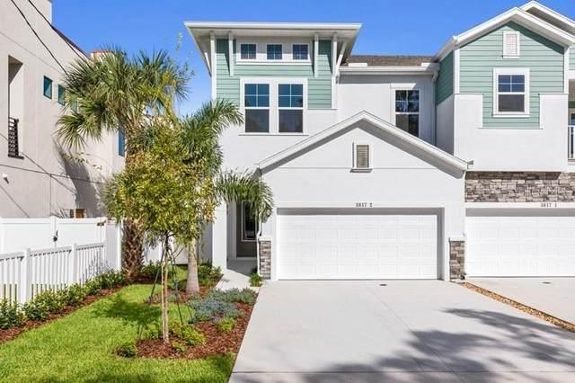 3813 W Swann Avenue #2, Tampa, FL 33609 (MLS #T3318639) :: Zarghami Group