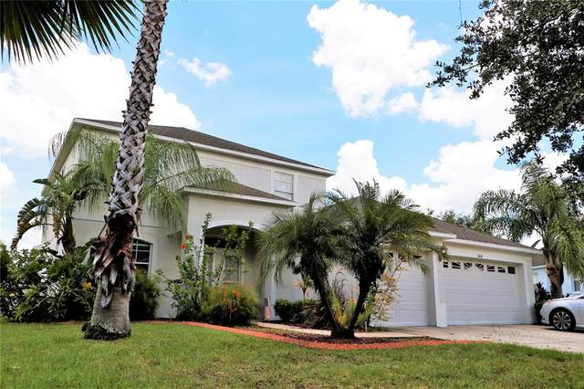11414 Callaway Pond Drive, Riverview, FL 33579 (MLS #T3318697) :: Lockhart & Walseth Team, Realtors