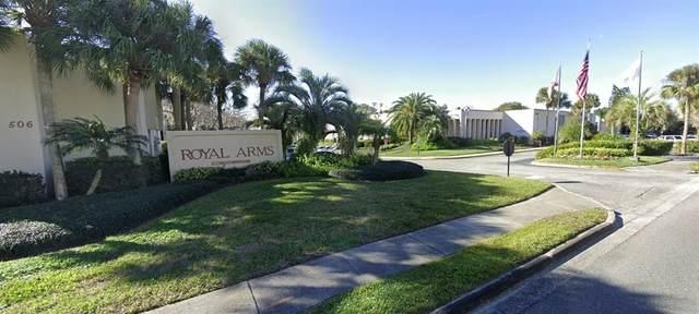 512 Orange Drive #30, Altamonte Springs, FL 32701 (MLS #T3318875) :: Heckler Realty