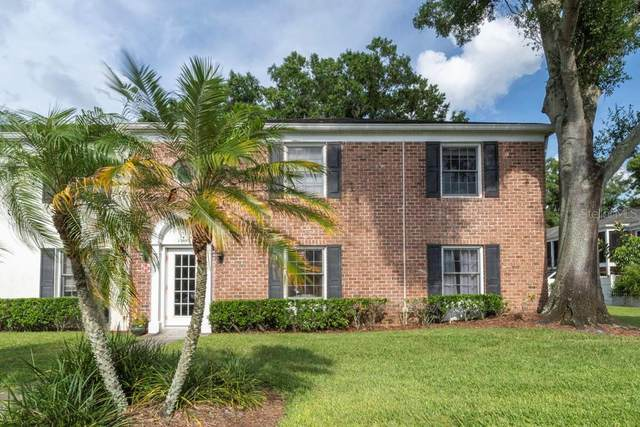 13691 Orange Sunset Drive #101, Tampa, FL 33618 (MLS #T3319617) :: Rabell Realty Group