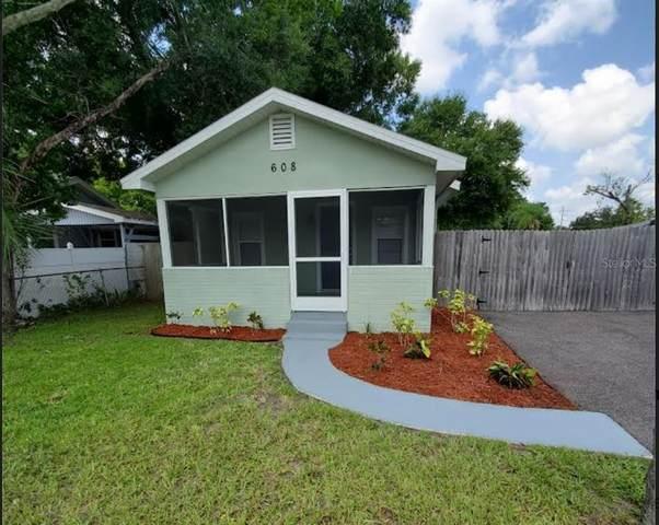 608 N Lincoln Avenue, Tampa, FL 33609 (MLS #T3320138) :: Zarghami Group