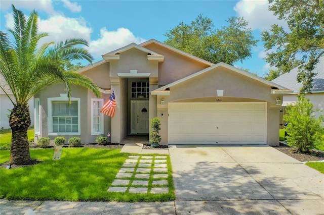 624 Somerstone Drive, Valrico, FL 33594 (MLS #T3320553) :: Zarghami Group