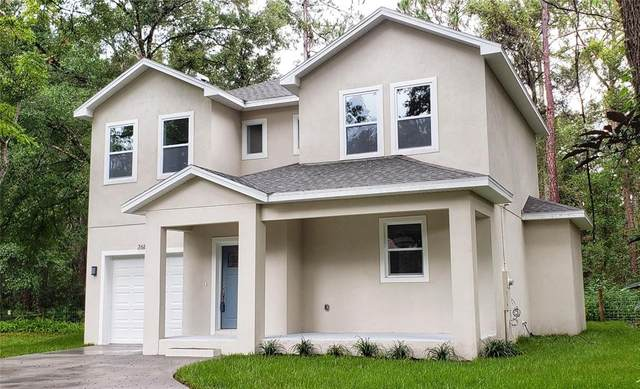 2615 Fiddlestick Circle #2615, Lutz, FL 33559 (MLS #T3320829) :: Medway Realty