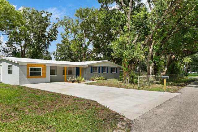 2901 Silver Lake Avenue, Tampa, FL 33614 (MLS #T3321641) :: Realty Executives