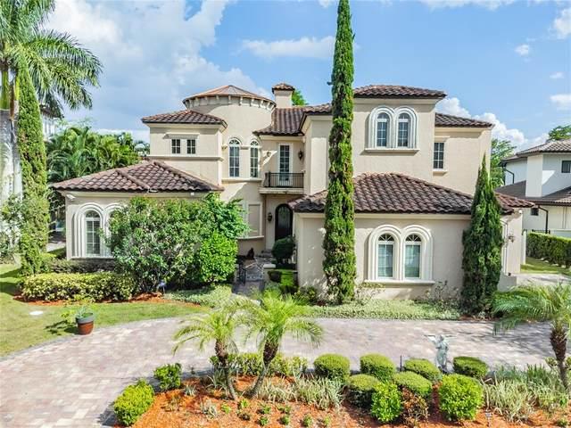 9214 Bayway Drive, Orlando, FL 32819 (MLS #T3324335) :: Bridge Realty Group