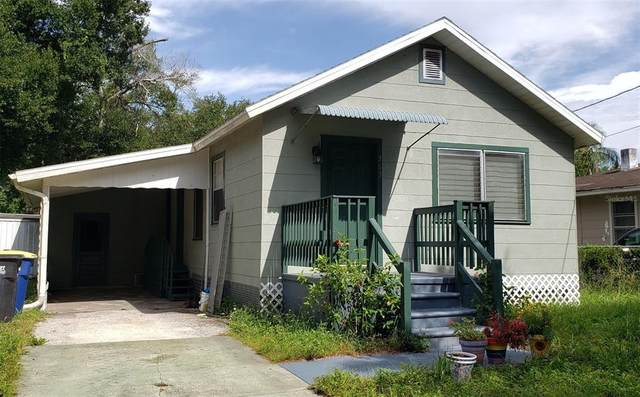 1363 Tioga Avenue, Clearwater, FL 33756 (MLS #T3324785) :: GO Realty