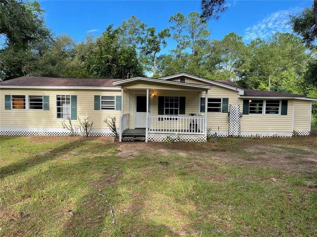 70 Carpenters Road, Quincy, FL 32352 (MLS #T3326138) :: Pepine Realty