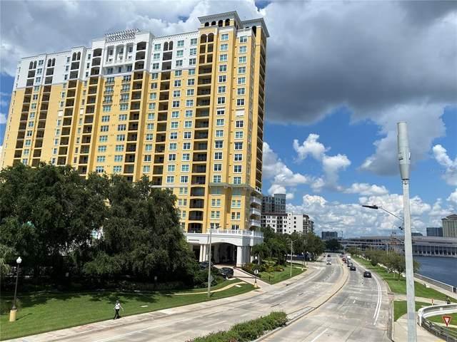 345 Bayshore Boulevard #609, Tampa, FL 33606 (MLS #T3327648) :: The Duncan Duo Team