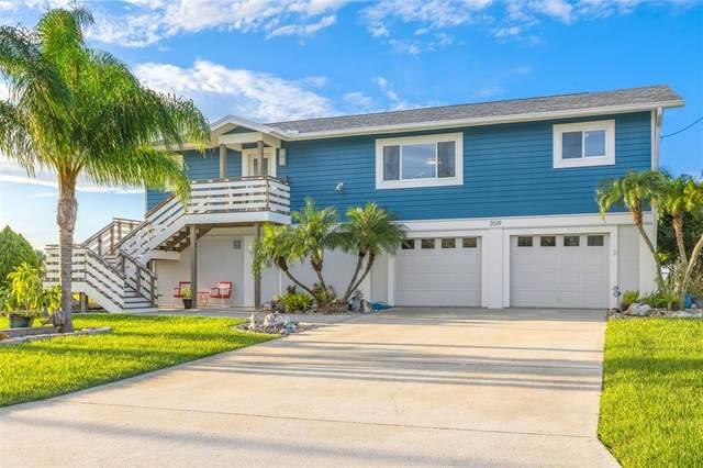 3519 Amberjack Drive, Hernando Beach, FL 34607 (MLS #T3328158) :: Sarasota Gulf Coast Realtors
