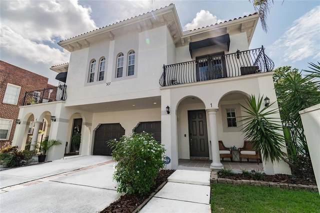 507 S Westland Avenue #1, Tampa, FL 33606 (MLS #T3329784) :: Zarghami Group