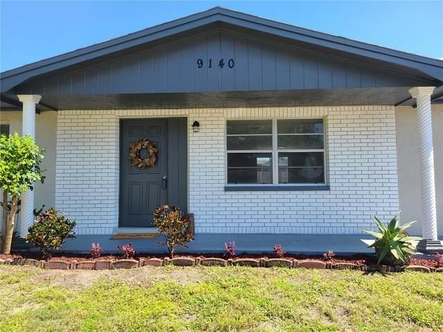 9140 Hermitage Lane, Port Richey, FL 34668 (MLS #T3331021) :: Keller Williams Realty Select
